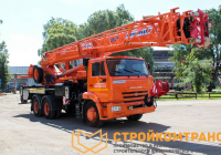 Клинцы KS-55713-1K-4V на базе КамАЗ 65115 (25 тонн)