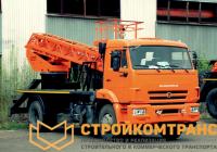ПСС-131.18Э (АГП-18) КамАЗ 43253