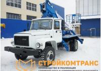 ГАЗ 33086 АГП ВИПО-18
