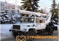 ГАЗ 33088 Садко с АГП ТА-14