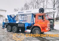 ВИПО-36 КАМАЗ-43118 6х6