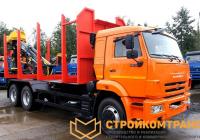 КамАЗ 65115 с ГМУ VM10L74