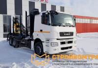КамАЗ 65207 с ВелМаш VM10L74