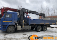 КамАЗ 65115 с БКУ Hory Yong HRS216