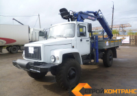 ГАЗ 33088 с БКУ HOTOMI LS 1030