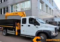 ГАЗон Next с КМУ Soosan SC335