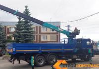 КамАЗ 65117 с КМУ Hyundai HLC-8016S