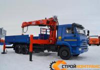 КамАЗ 65117 с КМУ Kanglim 2056