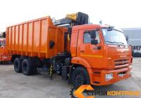 КАМАЗ 65115 с  ГМУ VPL 100