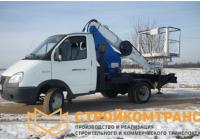 ГАЗ 3302 - Газель Бизнес АГП ВИПО-12