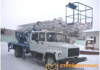 ГАЗ 3309 с АГП-20