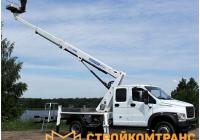АГП-18 ГАЗ C41R13 (АГП Газон Некст)