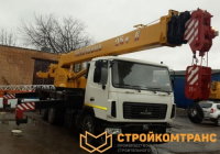 КС-55713-6В «Галичанин» на базе МАЗ 6312