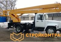 Подъемник ВС-18 ГАЗ 3309