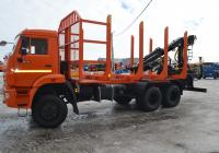 КамАЗ 65111 с ГМУ Майман 100S