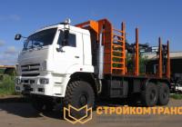 КамАЗ 65224 c VM10L74 ВелМаш