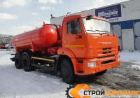 Вакуумная машина КО-505А Камаз 65115