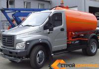 Вакуумная машина 4,3 ГАЗ-C41R13 NEXT