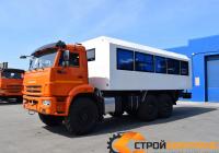 Вахтовый автобус КАМАЗ 43118 (22 мест)