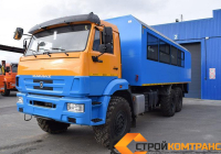 Вахтовый автобус КАМАЗ 43118 (20 мест)