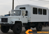 Вахтовый автобус ГАЗ 33088 (15 мест)