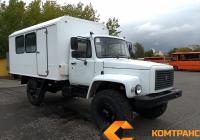 Вахтовый автобус ГАЗ 3309 (20 мест)