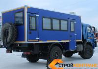Вахтовый автобус КАМАЗ 43502 (20 мест)