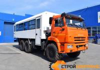Вахтовый автобус КАМАЗ 43118 (28 мест)