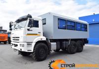 Вахтовый автобус Камаз 43118 (18 мест)