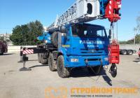 KS-55729-5B «Галичанин» на базе КамАЗ 63501