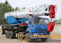 KS-65713-1 «Галичанин» на базе КамАЗ 65201