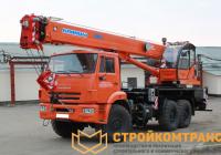 Клинцы KS-45719-7K на базе КамАЗ 43118 (16 тонн)
