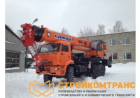 Клинцы KS-65719-5K на базе КамАЗ 65222 (25 тонн)