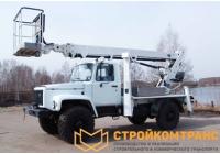 ГАЗ 33088 Садко с АГП-20 (АГП-20Т)