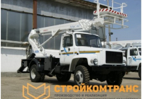 Подъемник ТА-18 ГАЗ-3309
