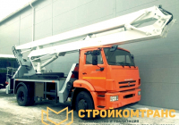 ПСС-121.22 Камаз-43253