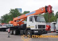 Клинцы КС-55713-6К-1 на базе МАЗ 6312В3