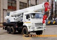 Ивановец КС-35714К-2-10 на базе КамАЗ 43118 (16 тонн)