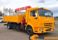 КамАЗ 4308 С КМУ UNIC 373