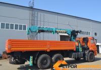 КамАЗ 65115 с КМУ Hyundai  HKTC HL 7016
