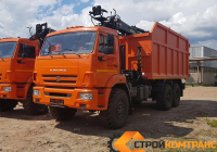 КАМАЗ 43118 с ГМУ  VM10L74
