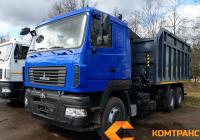 МАЗ 6312с9 с ГМУ VM10L74