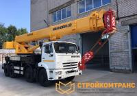 Ивановец KS-65740-6 OVOID на базе КамАЗ 6540