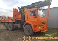 Лесовоз КамАЗ 43118 с VM10L74