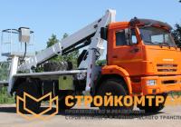 АГП-22 Камаз-43502