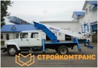 ГАЗ - 3309 АГП ВИПО - 18
