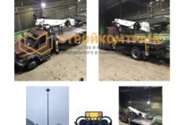ГАЗ Next (Газон Некст) с АГП 35