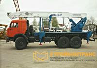 ВИПО-32 Камаз-43118