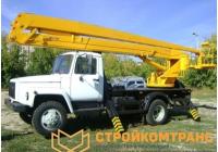Подъемник ВС-18.04 ГАЗ-33086