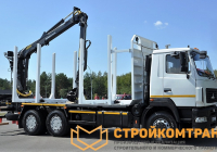 МАЗ 6312 с VM10L74